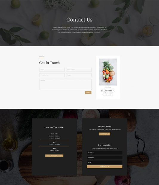 Bed And Breakfast Web Design 4