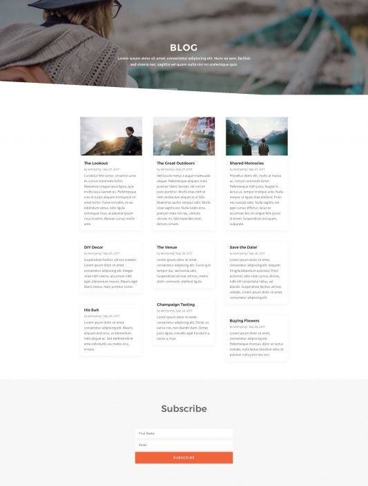 Copywriter Web Design 2
