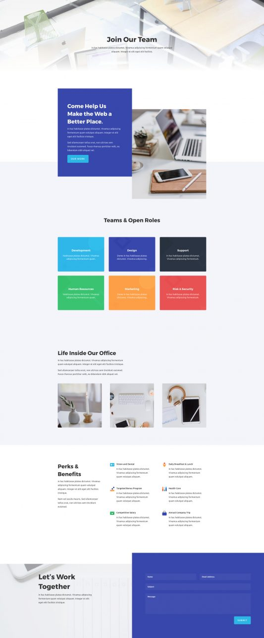Web Agency Web Design 1