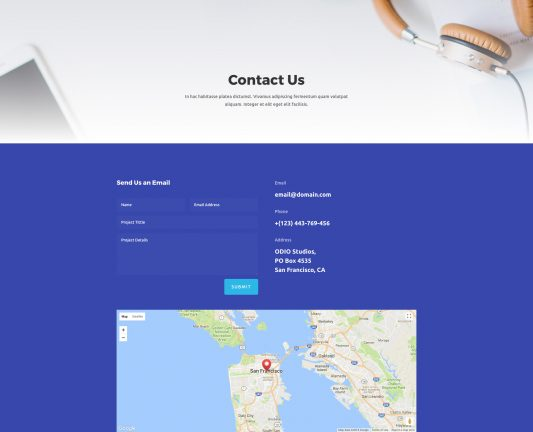 Web Agency Web Design 2