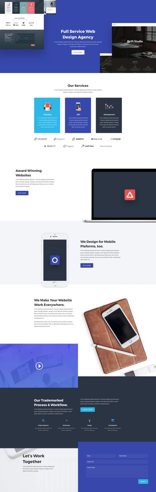 Web Agency Web Design 4