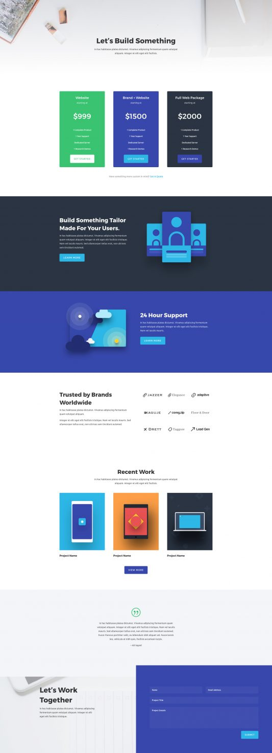 Web Agency Web Design 6