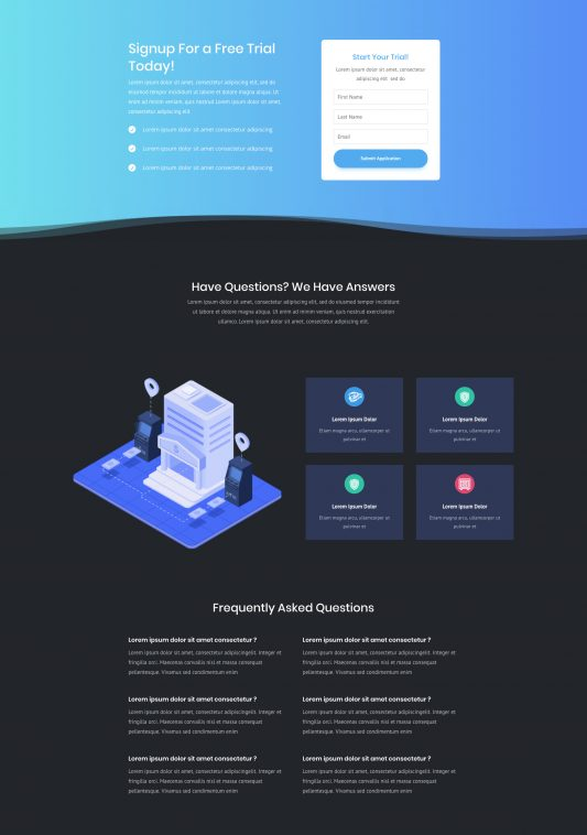 Digital Payments Web Design 8