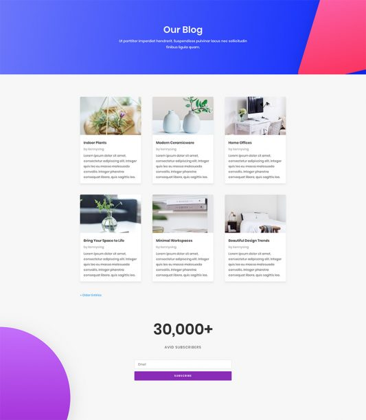 SEO Agency Web Design 2
