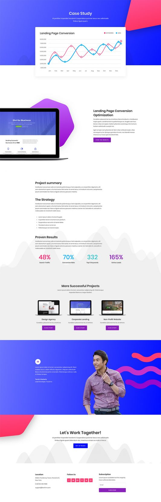 SEO Agency Web Design 3