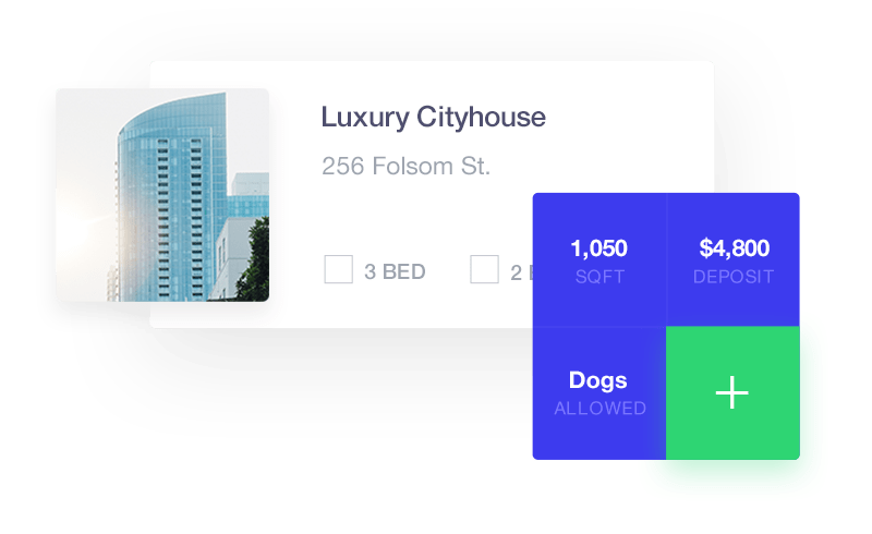 Real Estate Landing Page Style 3