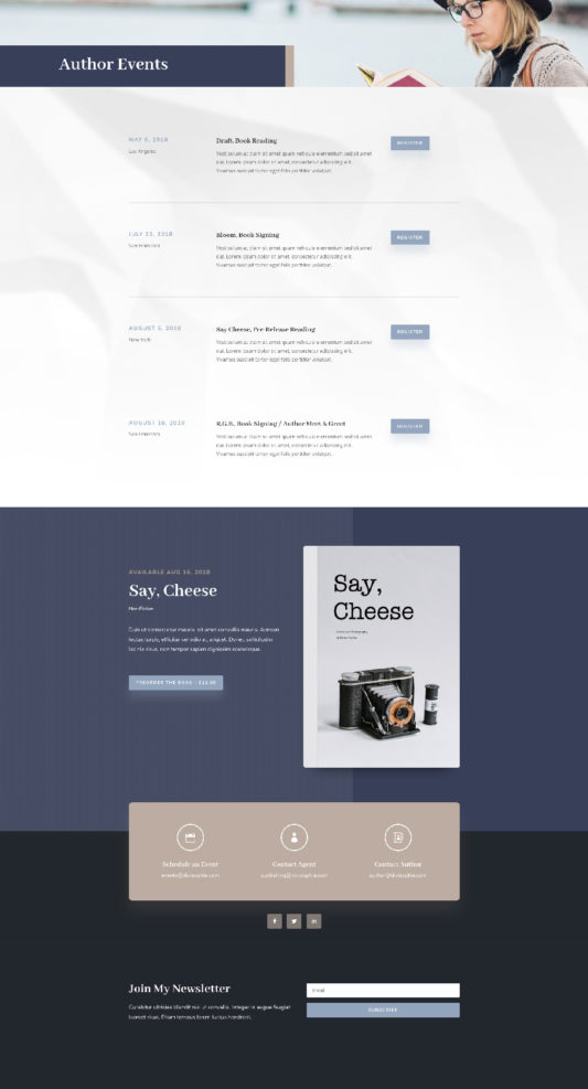 Author Web Design 4