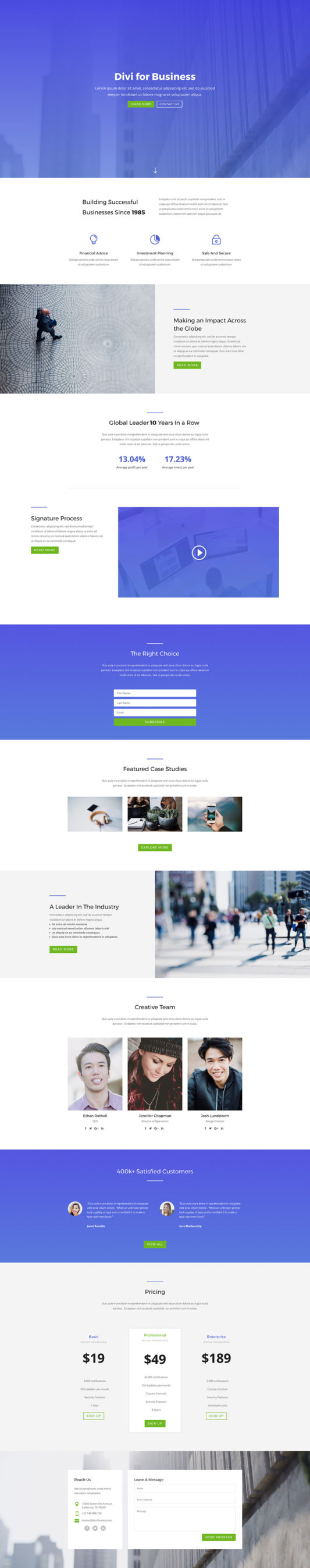 Page Styles 47