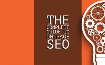 The Complete Guide To On-Page SEO