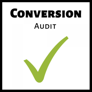 Conversion-Audit