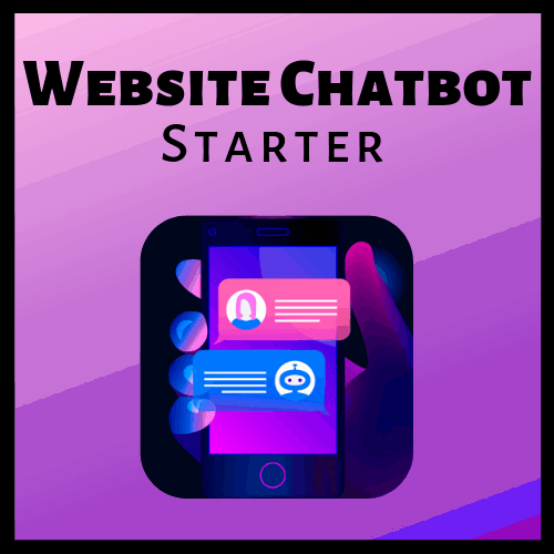 Website-Chatbot-Starter