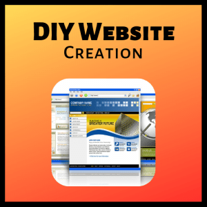 DIY-Website-Creation